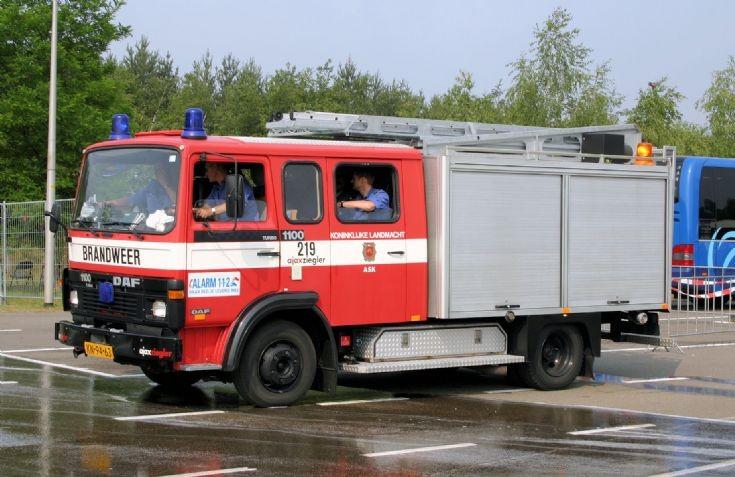DAF 1100 water tender ASK
