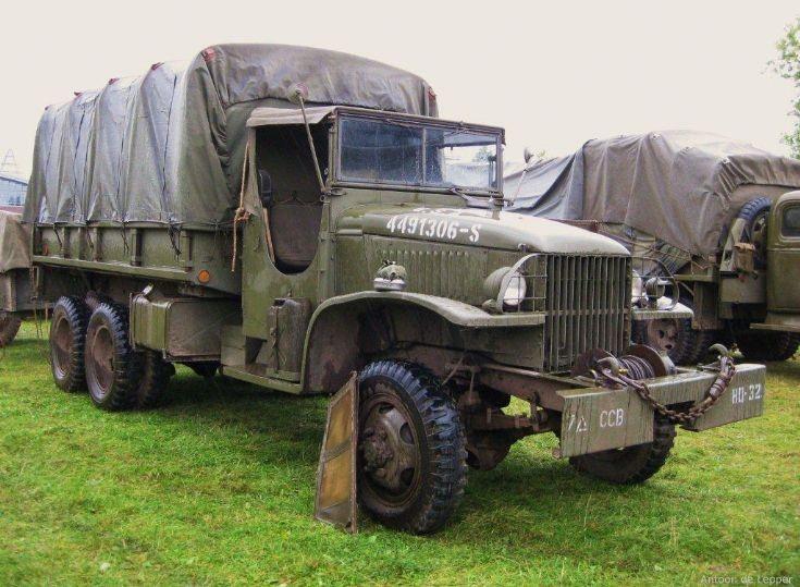 G-508 6x6 GMC-CCKW-353 Cargo
