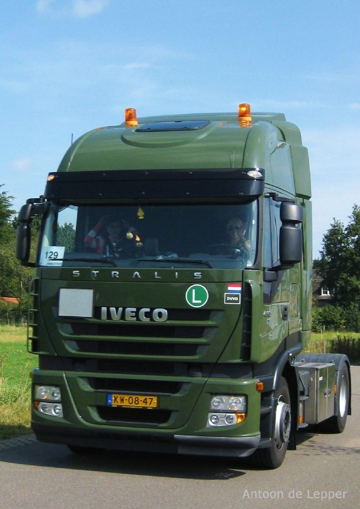 Dutch Army IvecoTruck