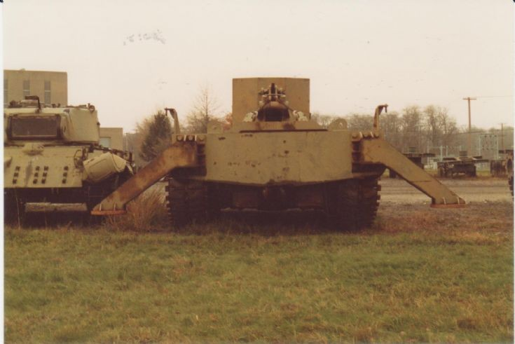 M48 Chassis variant unknown