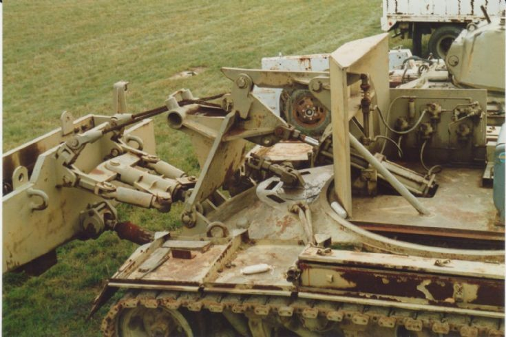 M48 chassis Unknown