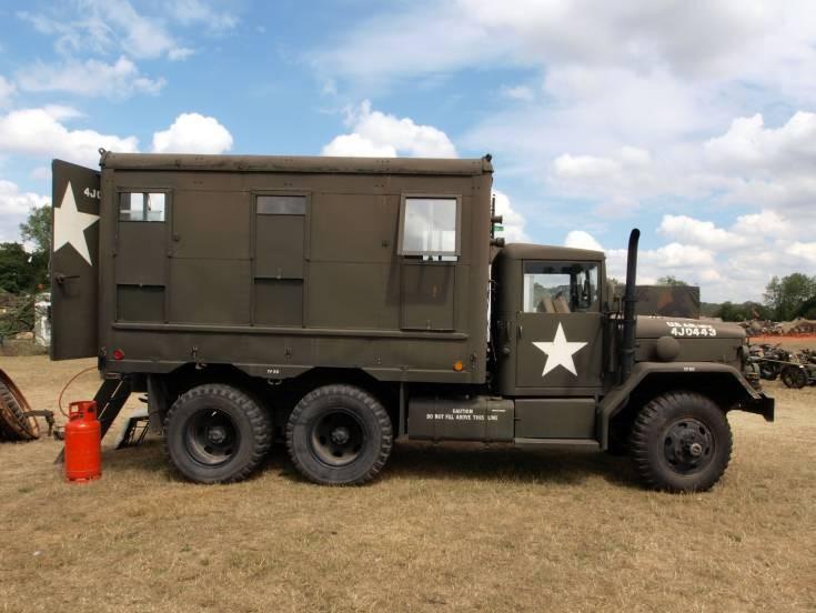 Radio truck?