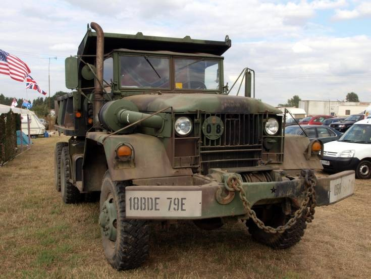 US army truck M35