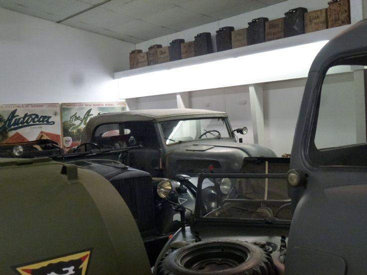 Steyr 1500A Kommandeurwagen