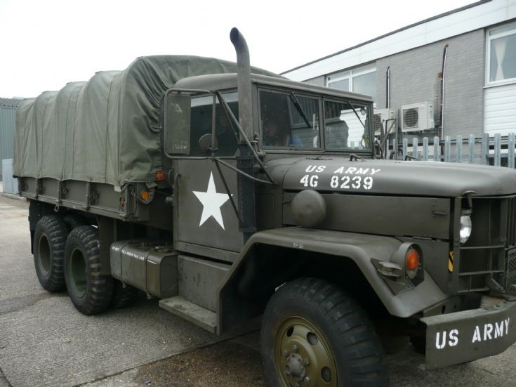 M35A2 US Army 4G 8239 truck