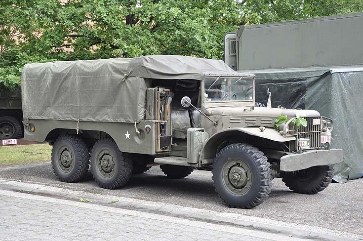 G-507 6x6 Dodge WC-62 T223