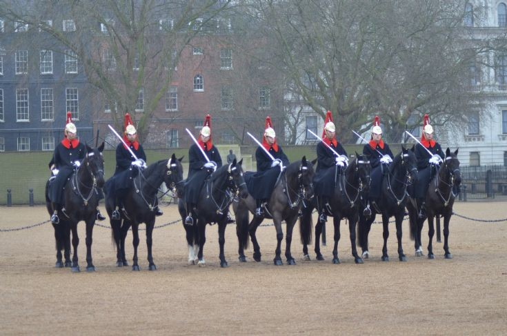 Blues and Royals 1