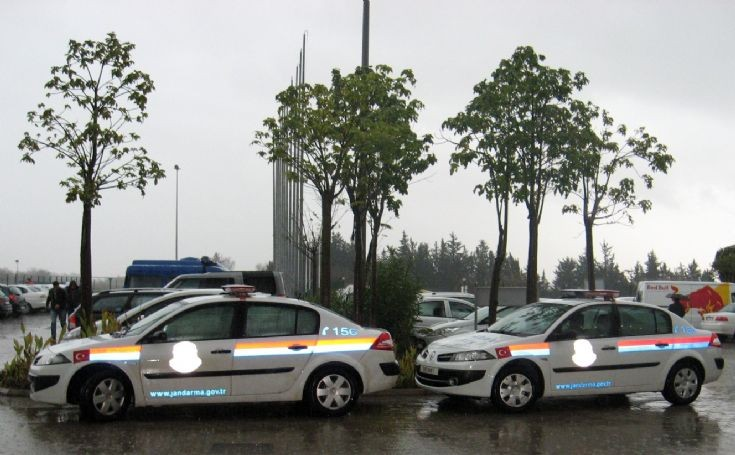 Renault Megane Gendarmerie