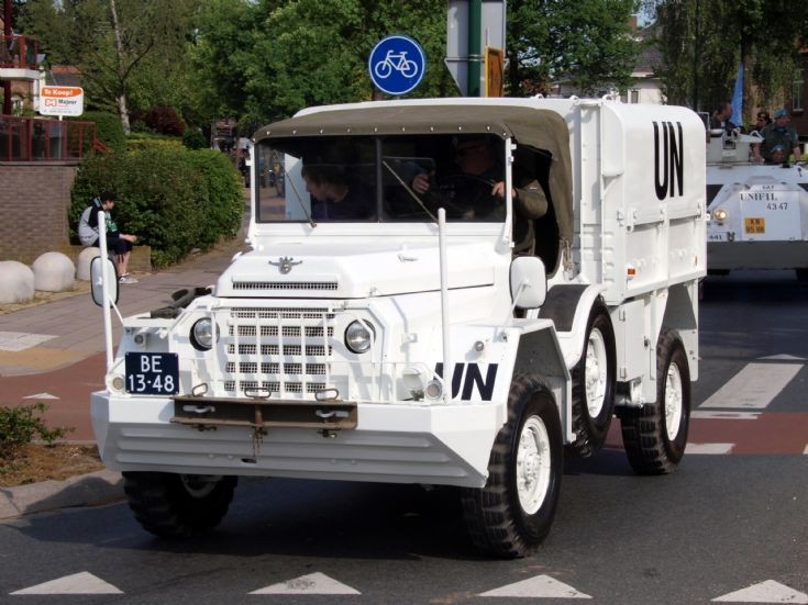 DAF YA-126 United Nations