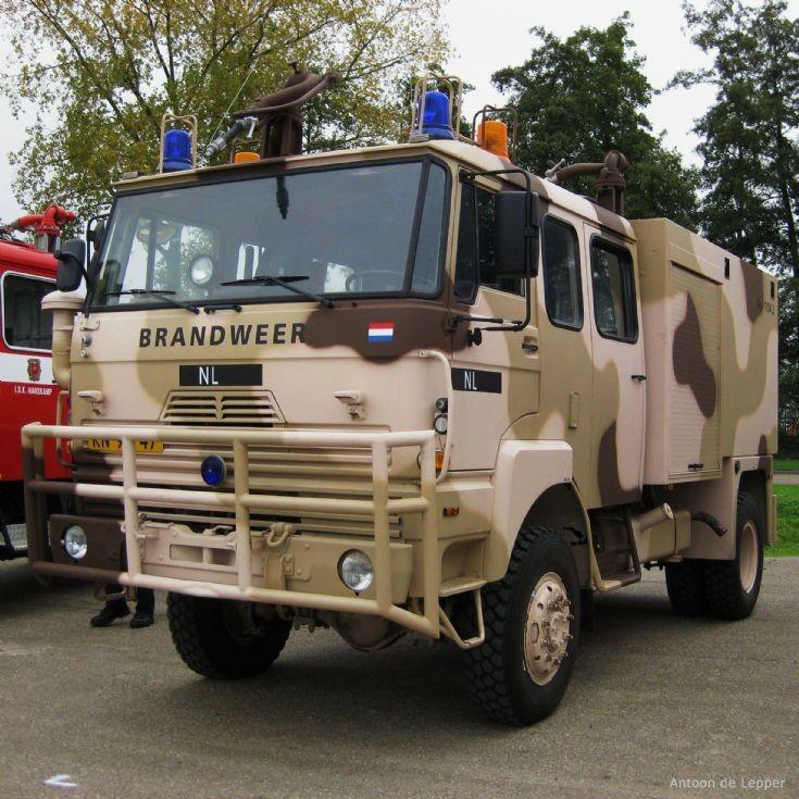 1989 DAF Fire Truck KL1042 ( ex. 263 )