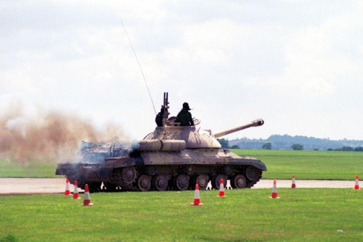 JS3 at Duxford 1985