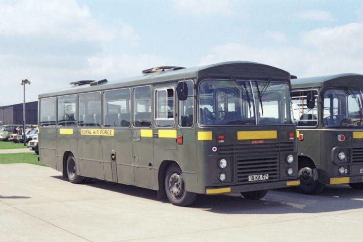 Military Vehicle Photos Raf Crew Bus Dodge 18 Ka 97