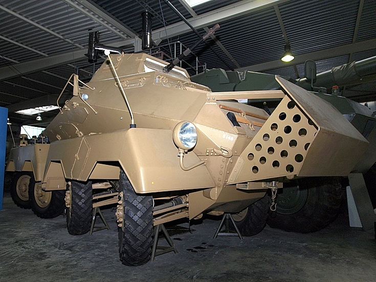 SdKfz 231 Type GS