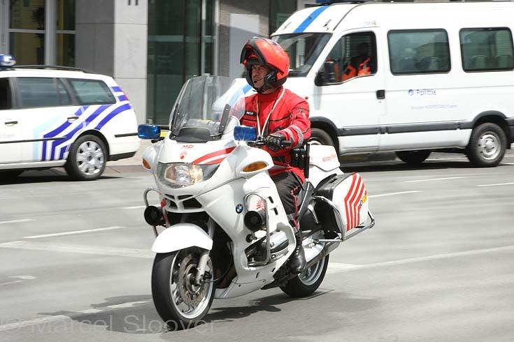 BMW military police