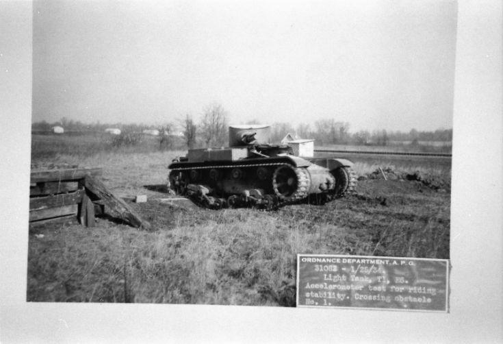 T1E5 Light Tank