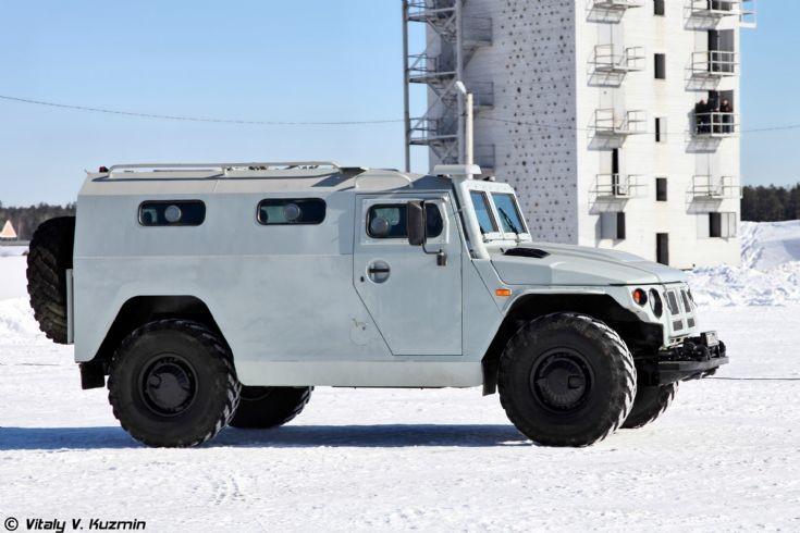 GAZ-233036 SPM-2