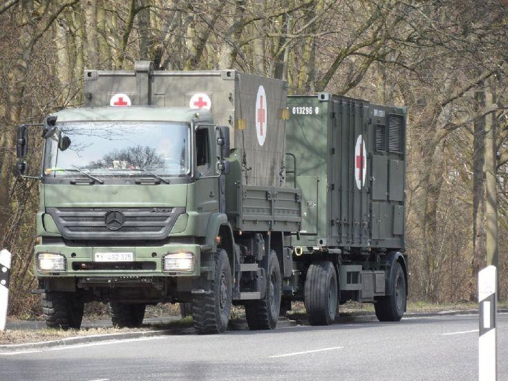Bundeswehr  Axor