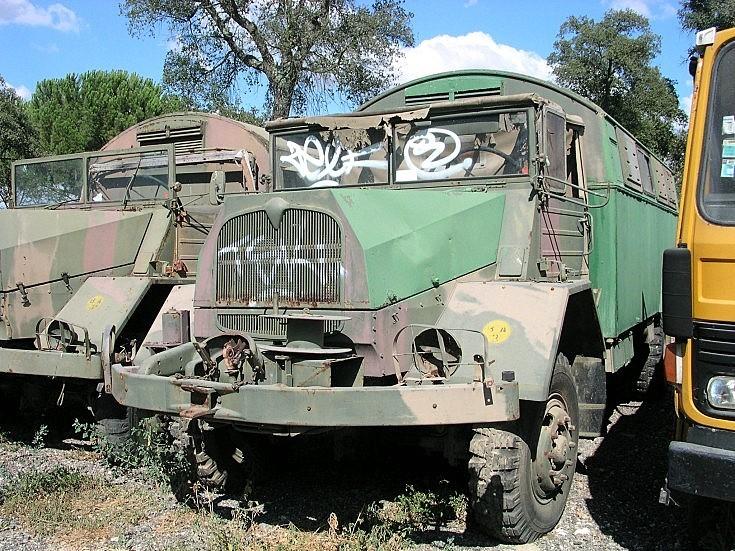 Old Berliet?