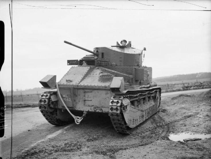 Vickers Medium Mk II