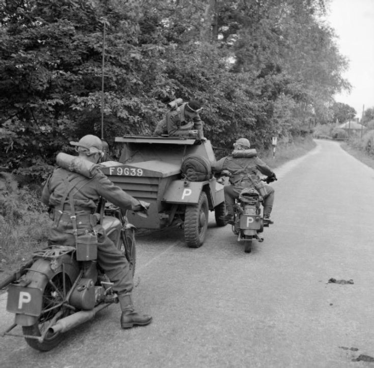 Scout Car Mk IB