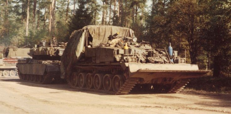 2RTR Chieftain ARV