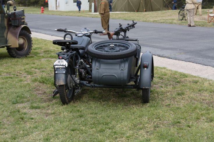 Wehrmacht BMW 12