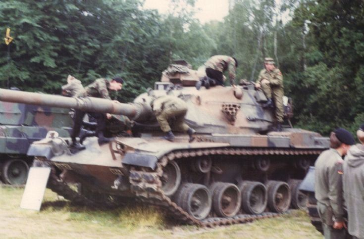 US Army M60