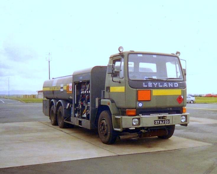 Leyland Bison