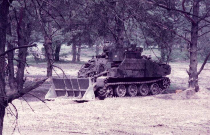 British Army CET