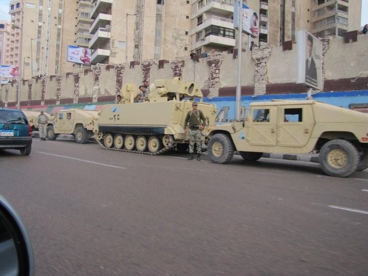 Egyptian army