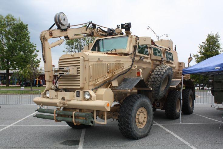 Buffalo MRAP