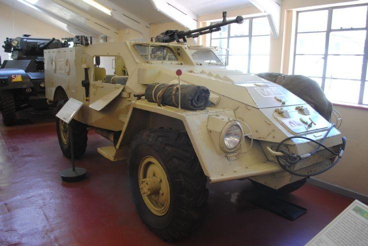 BTR 40 APC (Ex Syrian and Israeli armies)