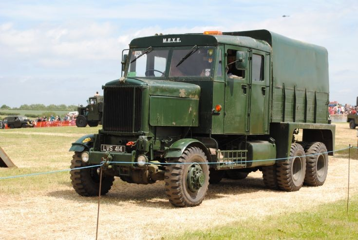 Scammell 6x6 Constructor