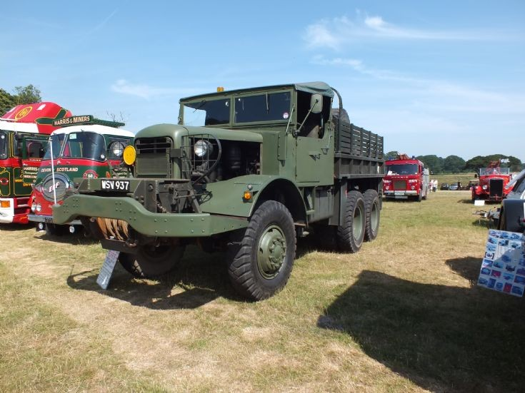 WSV 937 Mack