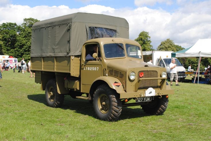 bedford oxd
