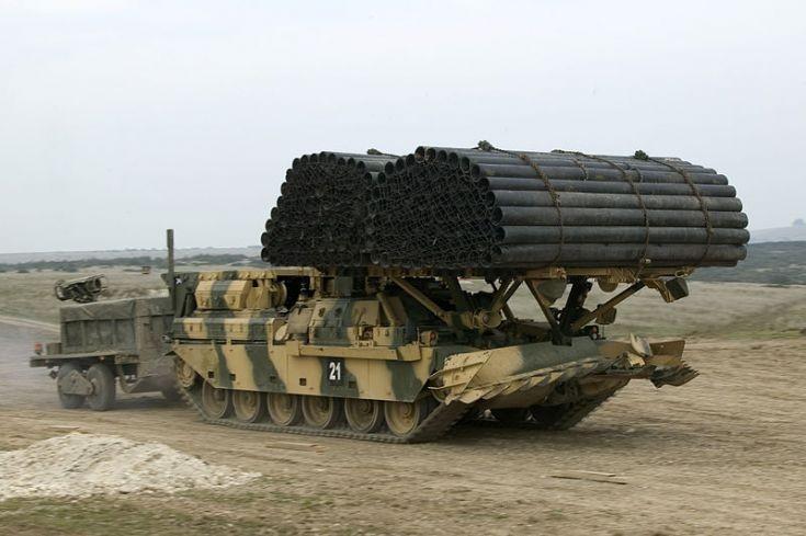 Chieftain Armoured Vehicle Royal Engineers