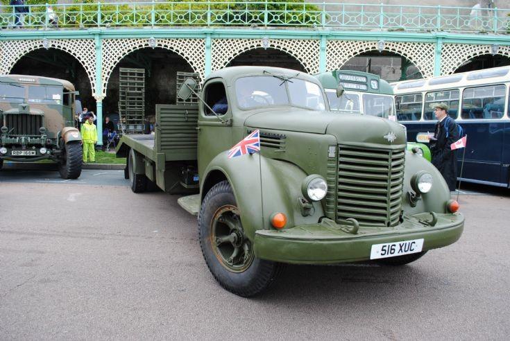 1944 International K8 Lorry