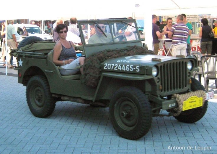 American Jeep,