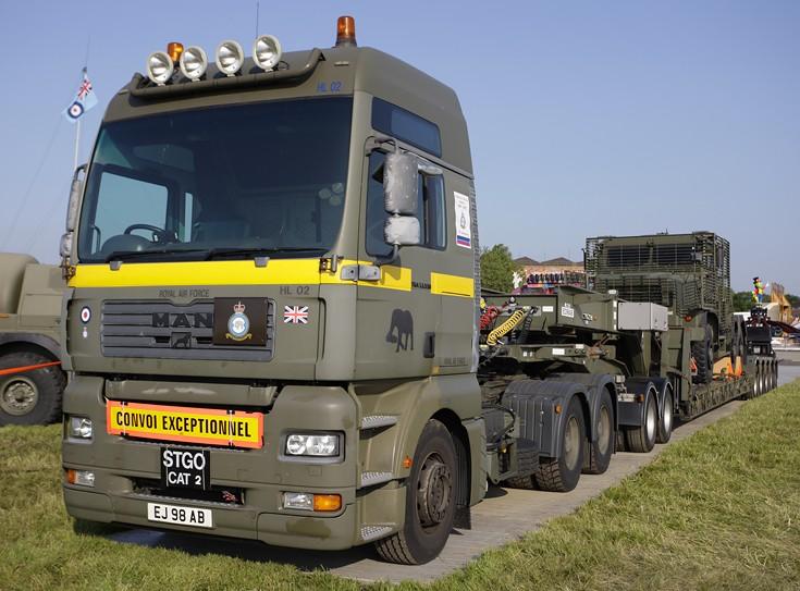 RAF MAN TGA33 Lowloader