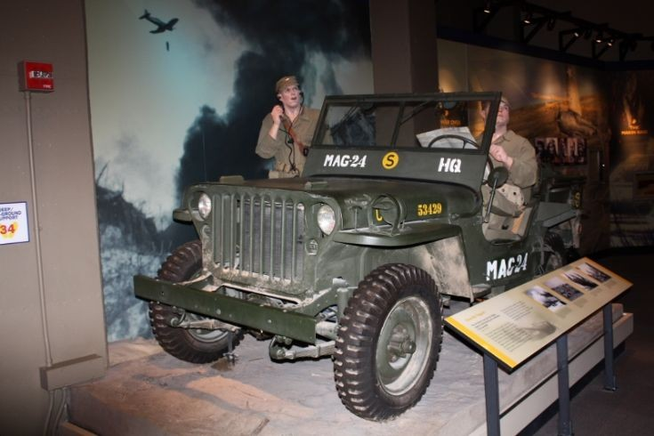 Triangle, VA USMC Museum