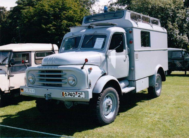 1963 Hanomag 4x4
