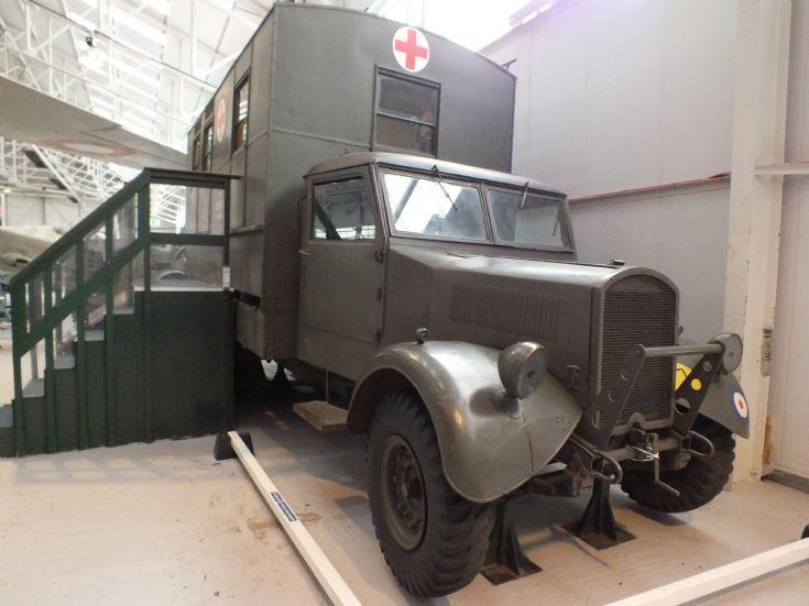 RAF Mobile Dental Treatment Unit