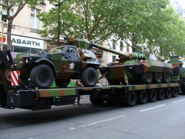 Panhard & AMX10