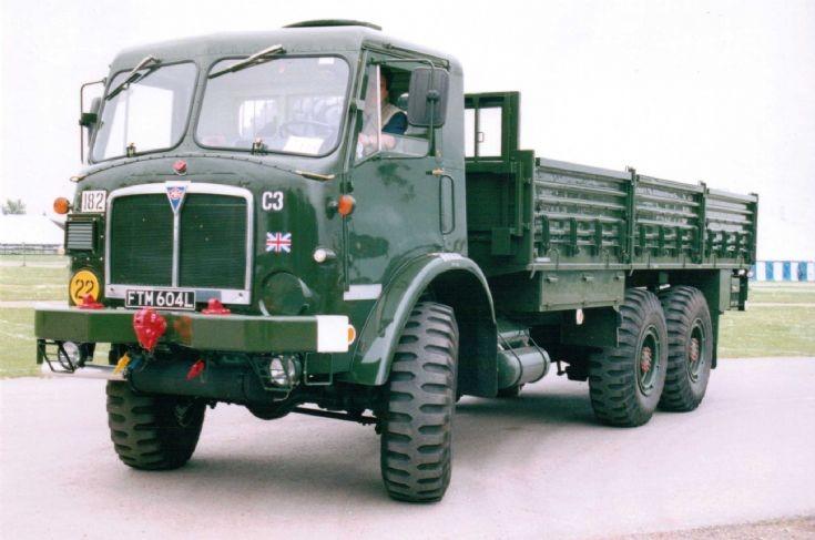 1972 AEC Militant Mk3 - Dropside (FTM 604L)