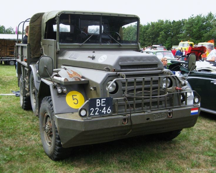 1956 DAF Truck