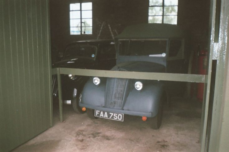 Standard 12hp 'Tilly'