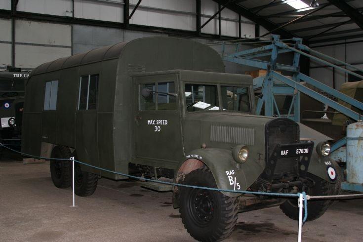 Fordson RAF crew bus