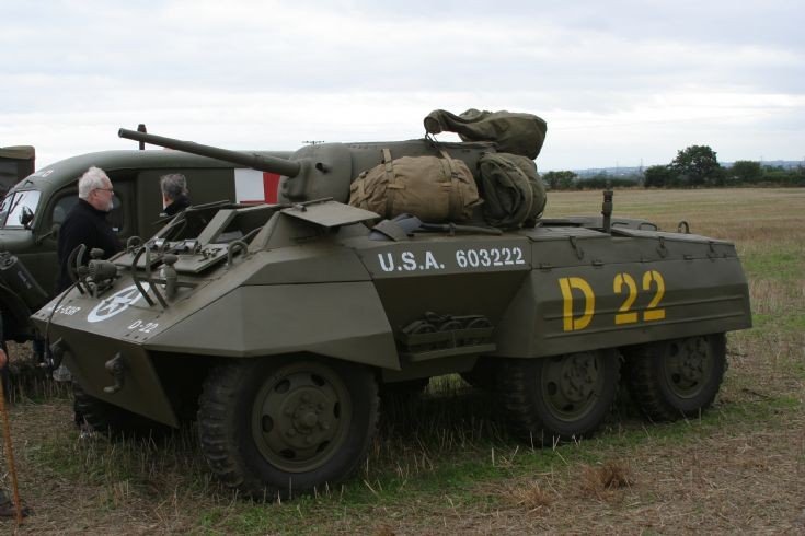 GMC armoured car