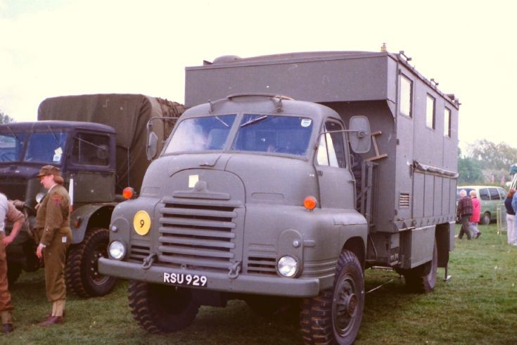 Bedford 4x4