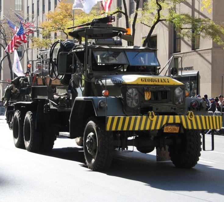 M-246 r-ton 6x6 Wrecker